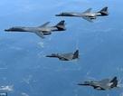 Máy bay chiến đấu Mỹ đổ dồn về Hàn Quốc