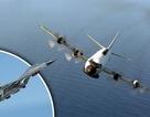 """Máy bay quân sự Mỹ - Trung """"chạm mặt"""" ở Biển Đông"""