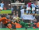 """Man City thắng sau loạt luân lưu """"cân não"""" với Wolves"""