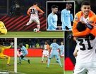 Man City thua đau trên sân của Shakhtar Donetsk