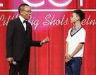 """Cậu bé 13 tuổi tính nhẩm với """"tốc độ ánh sáng"""" khiến MC Lại Văn Sâm kinh ngạc"""
