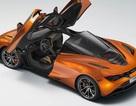Bất ngờ lộ ảnh tân binh McLaren 720S
