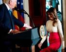 Đệ nhất phu nhân Mỹ lại được khen mặc đẹp