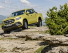 Mercedes-Benz cần Nissan hỗ trợ sản xuất xe bán tải X-Class