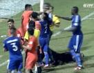 Cầu thủ V-League giật cùi chỏ, không phải là hành vi… bạo lực