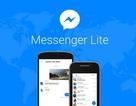 Người Việt Nam chính thức được sử dụng ứng dụng nhắn tin siêu nhẹ của Facebook