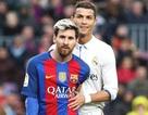 """Messi: """"C.Ronaldo là cầu thủ phi thường"""""""