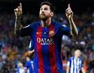 """Messi ký hợp đồng """"siêu khủng"""" với Barcelona"""