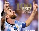 Báo Hà Lan chọn Messi xuất sắc nhất lịch sử, C.Ronaldo ngoài top 5