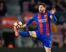Cuộc đua Chiếc giày vàng châu Âu: Messi số 1, C.Ronaldo tăng tốc