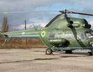 Rơi trực thăng ở Ukraine, 5 người chết