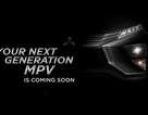 Mitsubishi hé lộ hình ảnh mẫu xe đa dụng mới