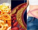 6 yếu tố nguy cơ làm tăng cholesterol máu
