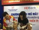 Thêm 130 người mù nghèo tìm lại được ánh sáng