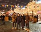 Giáng sinh sôi động, an lành của du học sinh Việt trên thế giới