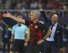 """Mourinho """"nổi điên"""" vì bàn thắng của Real Madrid"""