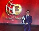 Hội đồng tư vấn kinh doanh Asean vinh danh giải thưởng quốc tế