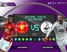 Man Utd - Swansea: Cơ hội bứt phá