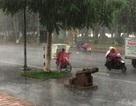 Huế đón mưa lớn sau chuỗi ngày nắng 40 độ C