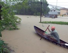 Ảnh hưởng bão số 12, nhiều tỉnh miền Trung có mưa rất to