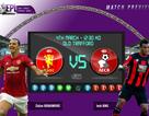 Man Utd - Bournemouth: Khi cảm xúc thăng hoa