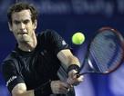 Dubai Open: Murray vượt qua vòng đầu, Wawrinka bị loại