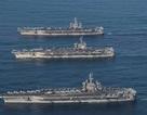 """Mỹ - Nhật tập trận """"nắn gân"""" Triều Tiên sau chuyến công du của Tổng thống Trump"""