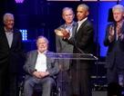 5 cựu Tổng thống Mỹ hội ngộ trong đêm nhạc từ thiện