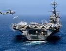 """Cận cảnh dàn tàu sân bay """"xương sống"""" của Hải quân Mỹ"""