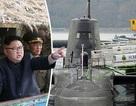 Anh hứa điều tàu ngầm hạt nhân hỗ trợ Mỹ nếu xảy ra xung đột với Triều Tiên