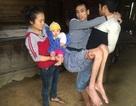 Vợ trẻ mơ có 45 triệu đồng để cứu chồng, nuôi con thơ khát sữa