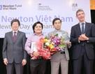 Dự án hợp tác Việt -Anh giành giải thưởng Newton trị giá 200.000 Bảng Anh