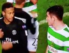 Neymar từ chối bắt tay, trêu tức cầu thủ Celtic