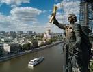 Mãn nhãn với vẻ đẹp của thủ đô nước Nga từ trên cao