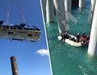 Xe buýt lao xuống biển ở Nga, 14 người chết