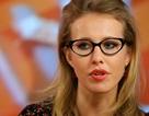 Nữ MC nổi tiếng tuyên bố tranh cử tổng thống Nga