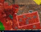 Nga - Thổ bắt tay đánh al-Bab, Deir Ezzor đại thắng