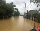 Nhiều xã của Đà Nẵng bị ngập nặng