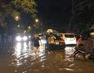 Hà Nội: Quận Hoàn Kiếm mưa tới 118,5mm
