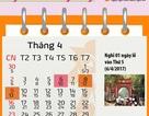 Lịch nghỉ Ngày Giỗ Tổ Hùng Vương ra sao?