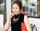 """Hoa hậu Ngô Phương Lan tái xuất """"mũm mĩm"""" sau nhiều năm ở ẩn"""