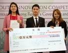 Sinh viên Việt giành giải Nhất cuộc thi Sáng tạo về sông Mê Kông