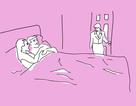 Người già ngoại tình nhiều hơn so với người trẻ?
