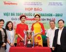 Hoa hậu Ngọc Hân sẽ thi đấu tại giải Việt dã toàn quốc