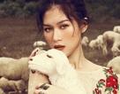 Ngắm nữ diễn viên 9X phiêu du trên cánh đồng cừu Vũng Tàu