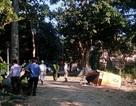 Bệnh nhân chạy thận tử vong ở công viên