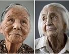Bộ ảnh ghi lại vẻ đẹp của những cụ già sống hơn trăm tuổi