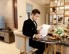 MC Nguyên Khang được lưu trú trong khách sạn dát vàng ở Đà Nẵng