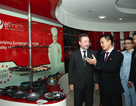 Tập đoàn Elmich đón tiếp Đại sứ Séc tại Việt Nam
