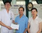 Hơn 77 triệu đồng giúp anh Thuận mổ tim
